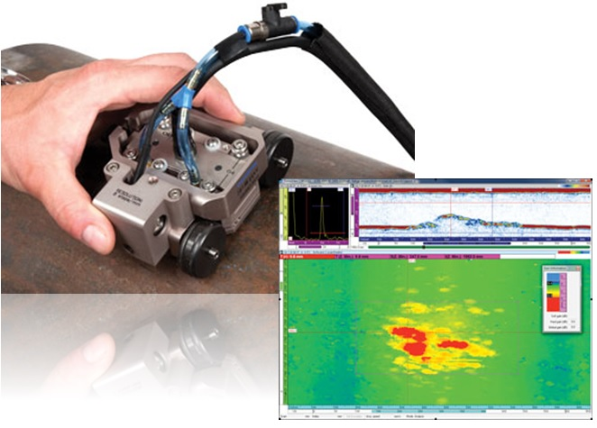 Advanced non-destructive inspection services in any countries