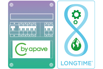 """C by Apave"" and ""LONGTIME®"""